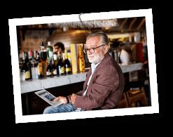 Wildpine Retirement Bar