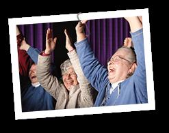 Wildpine Retirement Theatre